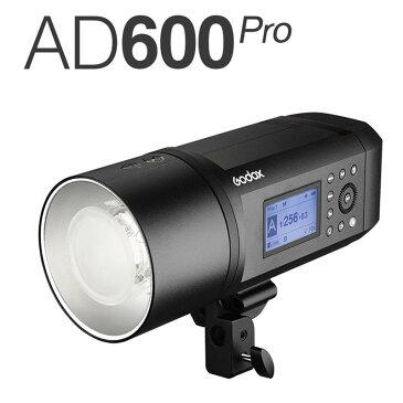 Godox AD600 Pro フラッシュ オールインワン屋外フラッシュ Godox AD600 Pro Flashpoint XPLOR 600PRO TTLバッテリー駆動のMonolight 2.4GワイヤレスXシステム 互換性 Godox AD600 Pro オールインワン屋外フラッシュ 内蔵2.4GワイヤレスXシステム
