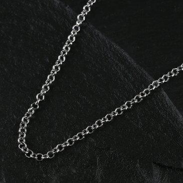 18K ホワイトゴールドGP ロールチェーン クロムハーツ当たる メンズ ジュエリー 贈り物 誕生日 お兄系 アクセサリー シルバー ゴールド 彼氏 人気 ブランド 初売り 福袋 プレゼント