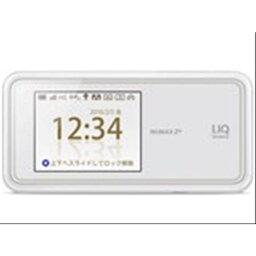W02 /HWD33SWU ホワイト /Speed Wi-Fi NEXT WiMAX 2+、UQ、新品同様、未使用品