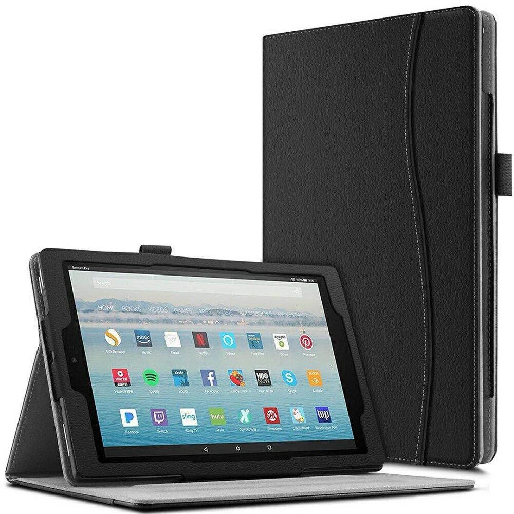 タブレットPCアクセサリー, タブレットカバー・ケース  Fire HD 10 (2017New) Amazon Fire HD 10 PU