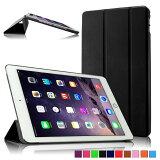 【送料無料】 ipad ケース iPad mini 4 専用カバー スマートケース 超薄型 最軽量ケース 色選択可能