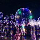 【送料無料】光る風船 バルーン クリスマス 飾り LED風船 光...