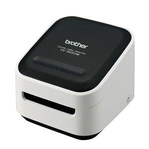 【ブラザーbrother】感熱ラベルプリンターVC-500WUSB/無線LAN対応P-touchColor