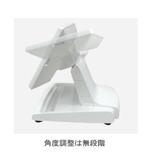 ノングレア7インチスタンド型LCDセカンドモニターUSBブラックビジコムBC-LM6507U-B-SET♪