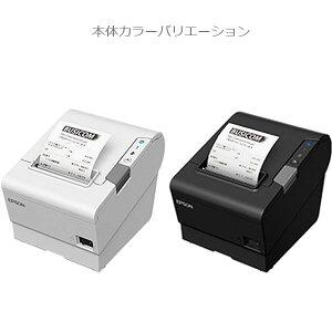 EPSON/TM886B512Bサーマルレシートプリンタ黒58・80mm幅対応(Bluetooth/USB/有線LAN)【代引手数料無料】♪