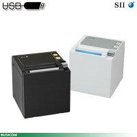 【SII/セイコーインスツル】RP-E10(上面排紙モデル)サーマルレシートプリンター《USB接続》電源付セット♪