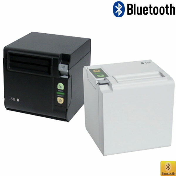<POSレジ> SII正規代理店  電源別売 セイコーRP-D10サーマルレシートプリンター(前面/上面排紙兼用)《Blueto