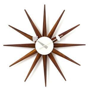 ジョージ ネルソン サンバーストクロック クロック 掛け時計