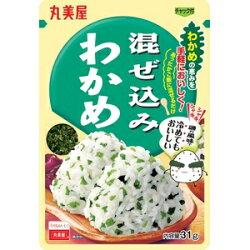 丸美屋食品混ぜ込みわかめ31g×10入(7月下旬入荷予定)