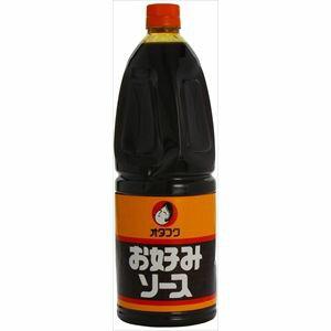 オタフク お好みソース(業務用) 2.1kg×1本