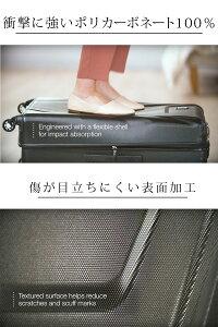 【最軽量級2.49kg×大容量42Lスーツケース機内持込】軽くていっぱい入るスーツケースTravelproトラベルプロMaxlite5INTERNATIONALCARRY-ONHARDSIDESPINNERスーツケース機内持込機内持ち込み軽量大容量拡張容量拡張【国内正規品】
