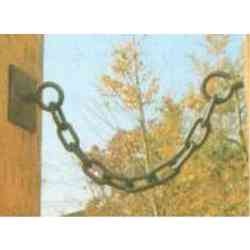 GARDEN COLLECTION 【85416 ×2】 ガーデンチェーン 2個セット 80×80×400mm 0.9kg 鉄鋳物製