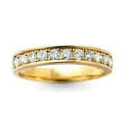 ダイヤモンドリング,ダイヤモンド,K18,ゴールド,イエローゴールド,指輪,ファッションリング
