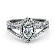 PT,プラチナ,プラチナ製,指輪,ファッションリング,ダイヤ,ダイヤモンド