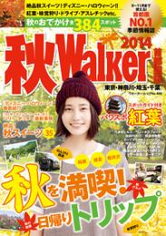 秋ウォーカー首都圏版2014