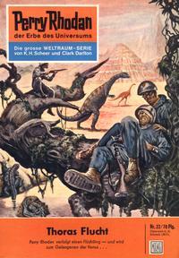 "Perry Rhodan 22: Thoras Flucht (Heftroman)Perry Rhodan-Zyklus ""Die Dritte Macht""-【電子書..."