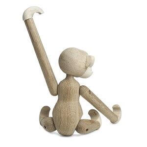 カイボイスンモンキーSサイズメープルスモークドオーク【KAYBOJESENMONKEY】【木製玩具】【北欧雑貨】【おもちゃ】【ギフト】【贈り物】【出産祝い】【プレゼント】【オブジェ】【サル】