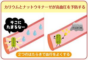 納豆青汁黒糖大麦若葉[高血圧予防整腸美肌][沖縄県産品]3g×30包【軽減税率対象】