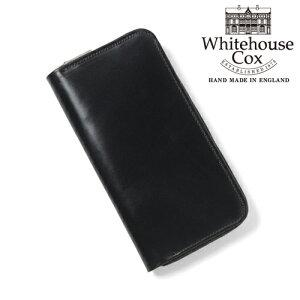 ホワイトハウスコックスジップラウンドウォレットS2622/ZIPROUNDPURSE