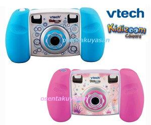 クリスマスラッピング無料♪ピンク/ブルーの2色vtech kidizoom camera 【キッズ用デジタルカメ...