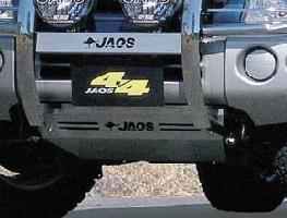 JAOSスキッドプレート3パジェロミニ-1