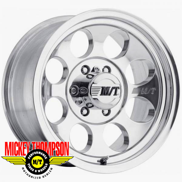 ミッキートンプソンCLASSIC 3 ポリッシュ 16X8J 5H 139.7 ±0