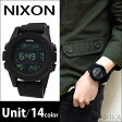 NIXON/ニクソン メンズ腕時計 Unit (ユニット)全13色【A197】あす楽対応/新品、本物、当店在庫だから安心