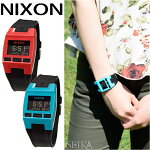 NIXON/ニクソン時計【A336-209/レッド】【A336-955/ブルー】COMPS(コンプ)あす楽対応/新品、本物、当店在庫だから安心