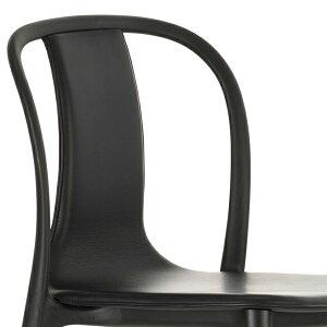 【正規取扱販売店】Vitra(ヴィトラ)BellevilleChairレザーSH47cm材質:シートシェル/プライウッドポリウレタンフォームパッドファブリックカバーベース・フレーム/ポリアミド※スタッキング