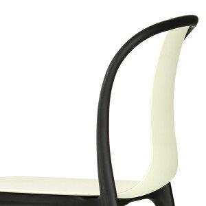 【正規取扱販売店】Vitra(ヴィトラ)BellevilleChairプラスチックSH47cm材質:シート、ベース、フレーム/ポリアミド※6脚までスタッキング可