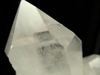 ★木製台付★超人気透明★浄化◆ブラジル産水晶クラスター◆☆重さ1061g☆