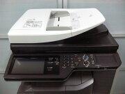 【】シャープカラー複合機MX-2310F+インナーフィニッシャー4段給紙カセットモデル