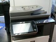 【】シャープカラー複合機MX-4140FN4段給紙カセットモデル