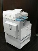 【】Canonモノクロ複合機sateraMF7350N1段給紙カセットモデル+専用台