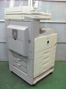 【】Canonモノクロ複合機sateraMF7455N4段給紙カセットモデル