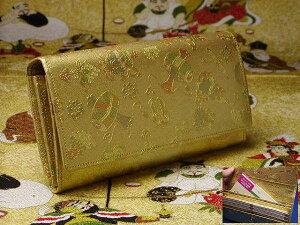 金運アップ・開運財布専門店 「財布屋」 財布職人が作る開運の財布 金「宝づくし」 多機能財布