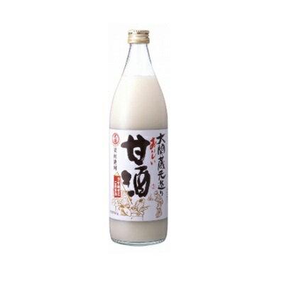 大関おいしい甘酒【生姜なし】950g瓶×6本(清涼飲料水)大関(兵庫)