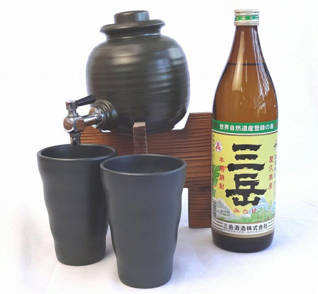 焼酎サーバーセット豪華版1000cc(芋焼酎 三...の商品画像