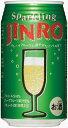スパークリング ジンロ (JINRO) 350ml×24缶(1ケース)