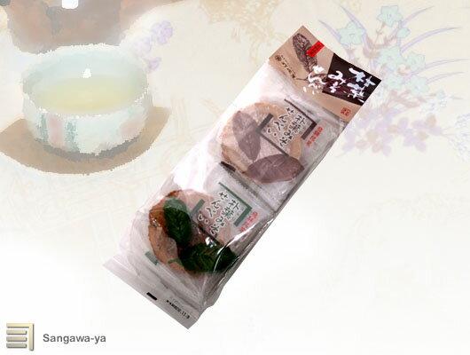 【飛騨銘菓】朴葉みそせんべい(袋入)