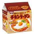 ずっと変わらないおいしさ日清チキンラーメン1箱5食入×6袋
