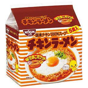 チキンラーメン1箱5食入×6袋
