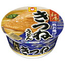 東洋水産 マルちゃん 和庵(なごみあん)きつねうどん(西)1箱12食
