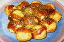 トロ味生地の味自慢!トロ味生地!本格的なたこ焼き(タコヤキ)600g(10個入200g×3袋)★冷凍食品