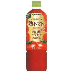1回の送料で2箱までお届け可能です。伊藤園完熟トマトのおいしさ熟トマトペット900g1箱12本