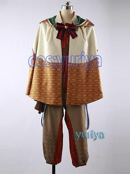 夢王国と眠れる100人の王子様 夢100 ミヤ風 太陽 文壇恋物語 魔術の国・ソルシアナ 王子★コスプレ衣装画像