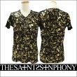 【THESAINTSSINPHONY/セインツシンフォニー】BREAKONTHRU・Tシャツ(長袖・ブラック・BLK)/メンズ【インポート】【セレカジ】【正規品】