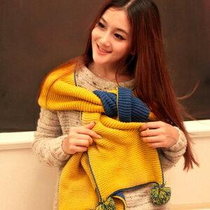 砰砰地有yuu分組不可能的可兩面用的圍巾圍巾女士編織物圍巾女士圍巾可愛的圍巾編織物女士的圍巾鬆厚的長圍巾
