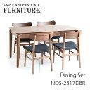 【レビューでクーポンプレゼント】NDS-2817DBR Dining ...