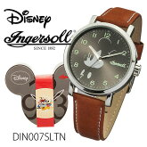 ミッキーマウスウォッチDIN007SLTNIngersollDisneyClassicTimeCollection